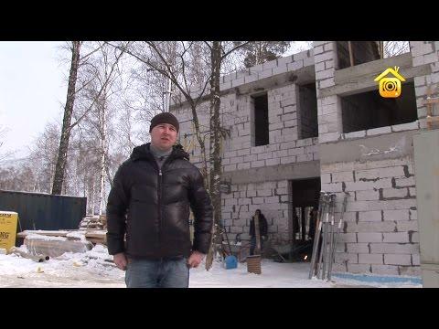 Монолитно-каркасный дом. Технология строительства // FORUMHOUSE