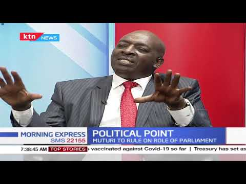 Tension in ODM over BBI positions | Political Point