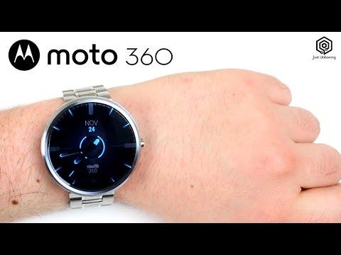 Motorola Moto 360 | El mejor Smartwatch con Android Wear