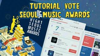 TUTORIAL CARA VOTE DI SEOUL MUSIC AWARDS 2021