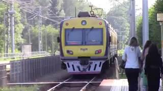 ЭР2Т-7117-03Р/7116-05Р, платформа Дзинтари