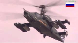Russian Attack Helicopter Kamov KA-50 Black Shark