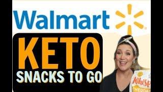 ⭕BEST Keto Snack Walmart To Go ⭕ Walmart Keto Snacks To Go Easy