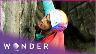 Climber Falls From Dangerous Ledge Into The Sea | Extreme | Wonder