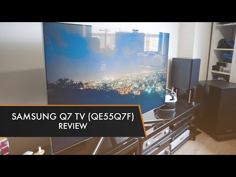 Samsung Q7 TV (QE55Q7F) | Review