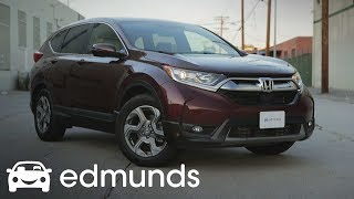 2017 Honda CR-V Model Review | Edmunds