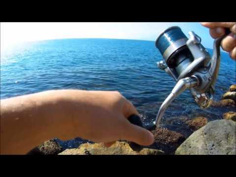 Quale pressione buona per pesca