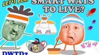 Smart Ways to Live w/ FGTEEV Duddy & Son!  Family Friendly!!!!!! (Dumb Ways To Die 2 Gameplay)