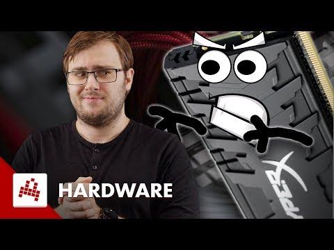 Záleží u hraní na rychlosti RAM? Ukážeme vám, jak si vybrat správně