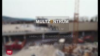 Erfolgreiche Veröffentlichung unserer Produktion für die REWE-Gruppe über das Multzentrum Weinheim