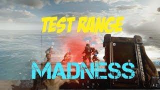 Battlefield 4 - Test Range Multiplayer Funny Moments