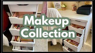 Makeup Collection And Organization || Final Reveal