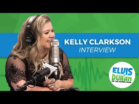 Kelly Clarkson On Hating Pregnancy, The Voice, And Making Music She Likes | Elvis Duran Show