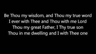 Be Thou My Vision: Michael Card (Lyrics)