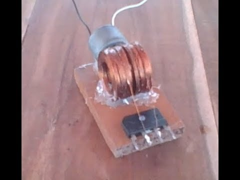 Free energy generator, from small to large energy, how to make a mini generator new idea