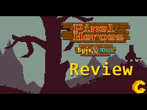 Pixel Heroes: Byte & Magic Review thumbnail