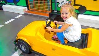 Детский музей науки в Дубаи Развивающая детская площадка для всей семьи. Влог от Насти