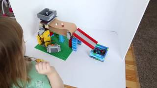 LEGO Conveyor Belt