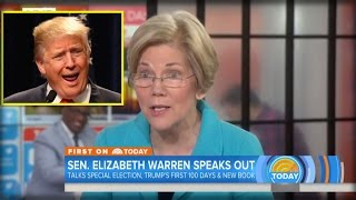 ANOTHER ONE BITES THE DUST! TRUMP IS CHEERING AFTER WHAT ELIZABETH WARREN JUST SAID