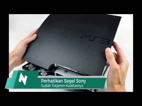 Video 5 Tips Membeli Playstation 3 Anti YLOD