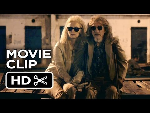 Only Lovers Left Alive Clip 'Role Model'