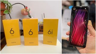 Realme 6 Series Unboxing & Hands-On (Pro): Insane Value For Around US$200