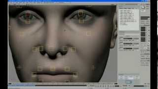 Face Robot Legacy - Part 20: Sculpting the Sneer and Editing Sculpts
