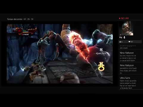 God of War 3 very hard | No Upgrade - Armadura de Apolo