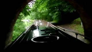 preview picture of video 'Ellesmere Tunnel on the Llangollen Canal'