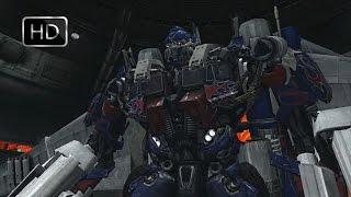 Transformers - Dark of the Moon - All Cutscenes (Game Movie) 2K HD