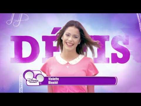 Bande annonce violetta saison 2 violetta - Violetta saison 2 personnage ...