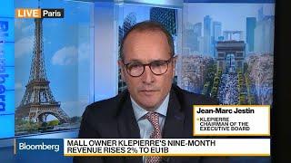 Klepierre Isn't Targeting U.K. Deals at Present, CEO Says