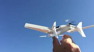 令和モデルの飛行はこんな感じ