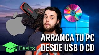 Arranca tu Windows o Mac desde un USB o CD | Xataka Basics