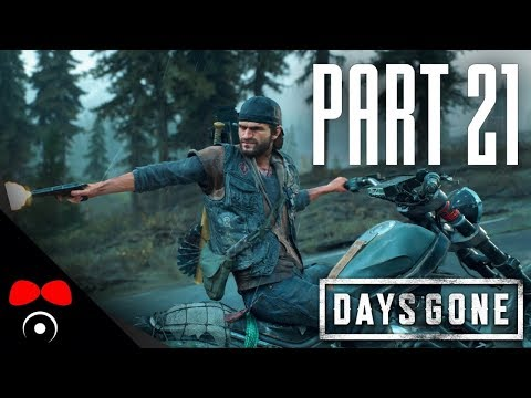 ZRADA! | Days Gone #21