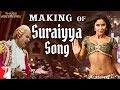 Making of Suraiyya Song | Thugs Of Hindostan | Aamir, Katrina, Prabhudeva, Ajay-Atul, A Bhattacharya
