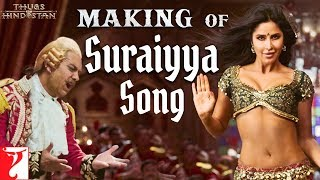 Suraiyya Song - The Official making of Video