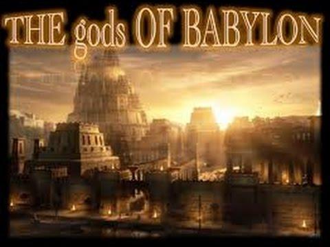 Trojstvo – bogovi Vavilona