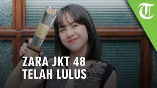 Zara Putuskan Hengkang dan Lulus dari JKT48