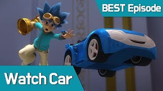 Power Battle Watch Car S2 Best Episode - 13 (English Ver)