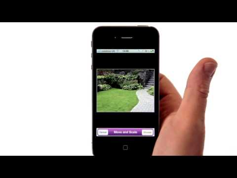 Video of Telnames Mobile Site Builder