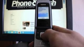Nokia 2720 - Resetear / Reestablecer / Hard Reset - Phone&Cash