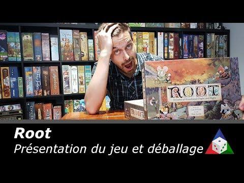 Root - Présentation du jeu en français