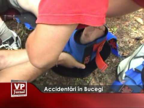 Accidentări în Bucegi