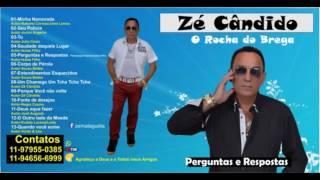 ZÉ CANDIDO CD COMPLETO 2016