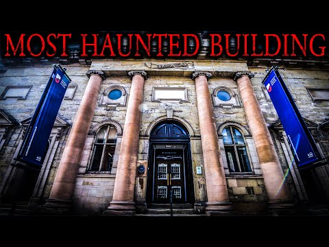 The Galleries Of Justice: Nottingham's Most Haunted Location