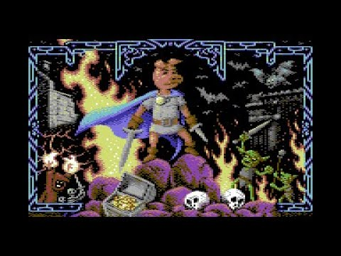 A Pig Quest - C64 WIP