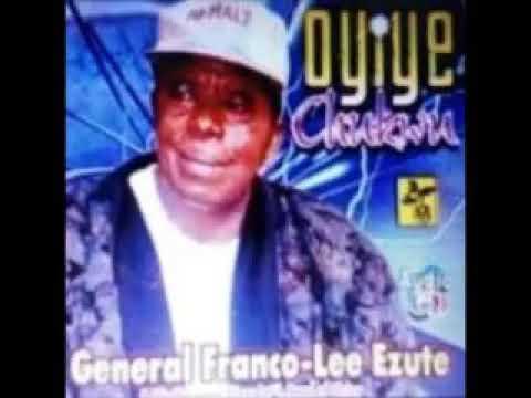 General Franco Lee Ezute - Afia Obulu Eleu