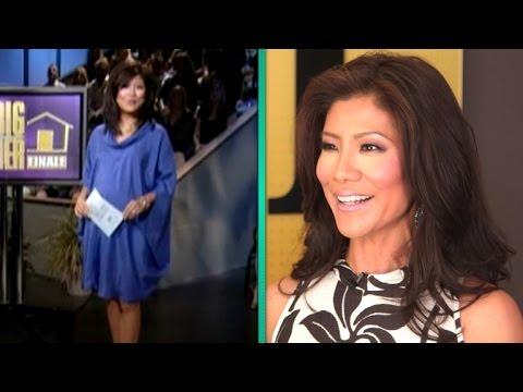 Julie Chen's 'Big Brother' Fashion Flashback: Embrace the 'Maternity Slanket'