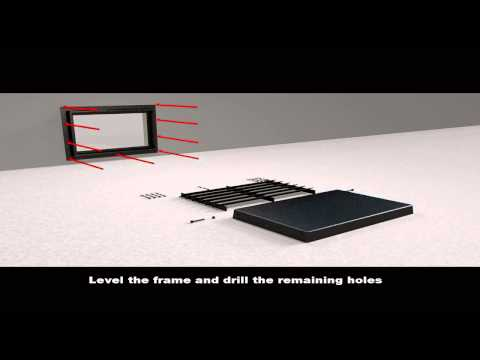 Crawl Space Door – How to Install (Animated)